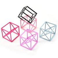 Rubik's Cube Puff Stand Gourd Tröpfchen Kosmetische Puff Aufbewahrung Schönheit Makeup Ei Trocknung Rack Halter Schwammhalterung Make-up-Tool