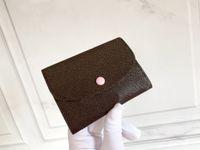 Luxurys Designer Brieftasche Portafoglio Mode Erbsen Kurze Clip Klassische Granulat Brieftasche Tasche Kartenhalter Geldbörsen mit Kasten Staubbeutel