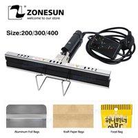 Attrezzo elettrico Set Zonesun Pinze di calore diretto Sigillatrice per pellicola in alluminio GRAFF TRAFFA GRATIS SIGILLATORE PORTATILE 200/300 / 400mm
