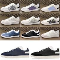 2021 Kutusu Hommes Istimyer Sneaker B01 Deri Sneaker Platformu Siyah Dalfskin Rahat Düşük Ayakkabı Moda Erkek Ayakkabı Chaussette Toz