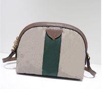 핫! 패션 브랜드 여성 핸드백 지갑 스트라이프 어깨 가방 쉘 가방 무료 쇼핑 Q45 바느질 고품질의 크로스 바디 가방 편지