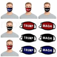3D 인쇄 트럼프 2,020 마스크 방풍면 입 마스크 성인 자녀 미국 선거 미국 블랙 마스크 6styles RRA3677 마스크