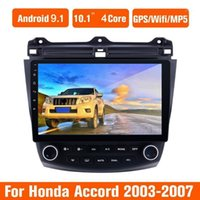 "2.5D 10,1 ""Android 9.1 Autoradio-Stereo für 7 2003 2004 2005 2006 2007 2Din Multimedia-Player GPS-Navigation1 Video"