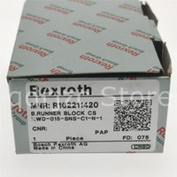 Rexroth Slider R162211420 Linear Motion Cuscinetto KWD-015-NSS-C1-N-1