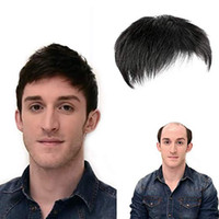 자연 인간의 머리카락 망 Toupee 프랑스 레이스 프론트 헤어 교체 시스템 Fine Mono Hairppieces 남자를위한 가발
