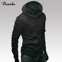 Großhandel - 2016 neue männer swreatwear mit Kapuze Assassin Creed Casual Baumwolle Mit Kapuze Zipper Jacken Hip-Hop Kleidung Sweatshirts1