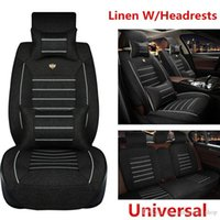 Standard Edition Car Seat Cover Interior Accessories Car Protector Mat w Pillows