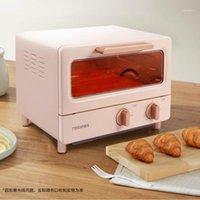 Forni elettrici completamente automatici forno da forno per bicarbonato elettrodomestici da cucina multifunzione mini pane mini pane pizza forno1