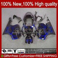 Honda VTR1000 Blue Flames 2000 2000 2002 2002 2003 2000 2006 98HC.45 VTR 1000 RC51 SP1 SP2 VTR-1000 00 01 02 03 03 04 05 05 06フェアリング