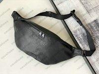 M57289 Sombra para hombre Diseñadores de cuero para hombre Lujos Bolsa de cintura Bombag Cross Body Hombro Bolso Temperamento Bombag Cross Fanny Pack Bols Bolsas de la cintura
