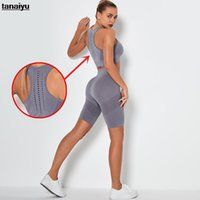 Yoga Outfits Minanser Женский трексуит Cousssit Cartsuit Carts Set Swepless Leggings Tight Runing Workouts Push Up Wyter Heart Hote1