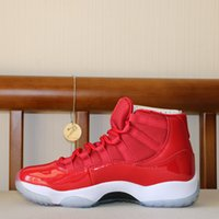 Hombre 11 Zapatos de baloncesto Rojo Negro 11s Mujeres Concord Concord Columbia BRED Space Jam Definitorio Momentos Gamma Blue Legend Ultimate Flight Sneaker