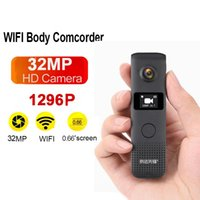 Full HD 1296P 32MP wifi AP body camera IR Night Vision mini dv Car dvr Voice Recorder DVR Security micro comcorder