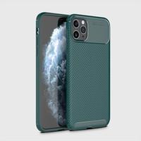 비틀 모바일 쉘 스크럽 안티 가을 탄소 섬유 휴대 전화 케이스 아이폰 (12) (11) 프로 XR X X가 최대 7 8 6S 플러스 삼성 Note20 S20 S10