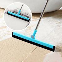 Очистка Инструменты Губка волшебная метла Clean Sweep ванной Зачистка Вращающийся Dust волос Стекло инструменты кухни Щетка стеклоочистителя для очистки Sweeper VT0124