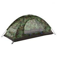 الخيام والملاجئ Lixada خيمة في الهواء الطلق لفصل الشتاء التخييم السفر 2 شخص معدات الشاطئ خفيفة الوزن 1