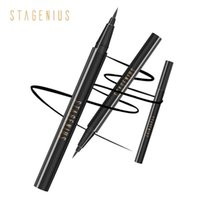 Schwarz Long Lasting Liquid Eyeliner Bleistift wischfest, schnelltrocknende Eyeliner Pen Cat Eye Make Up Big Augen Make-up Beauty-Tools