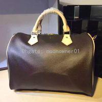 оптовой новой Real Окисления Leather Fashion Известных плеч сумка Tote сумка дальнозоркость Бостон сумка Сумочка посыльная сумка