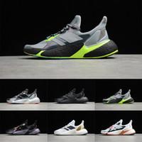2020 최신 36-46 최고 품질의 AD X9000L4 C4 디자이너 남성 신발 여성 Chaussures 스포츠 로퍼 마틴 플랫폼을 러닝 블랙 Wshie Black