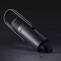 Vacuum cinza sem fio Aspiradora robô portátil de coletor de pó USB recarregável Mini Car Vacuum Cleaner Ferramentas Limpe