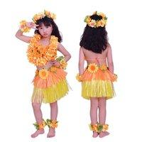 الأطفال أداء زي رشاقته الألوان المزدوجة الطفل حولا الرقص أداء اللباس مهرجان المدرسة الطابق عرض الملابس الأزياء 17CK4 L1