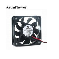 12V 60x60x15mm 3500rpm / 4500rpm PC Case Fan 2pin Brushless PC ventola di raffreddamento