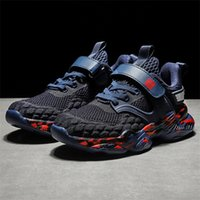 SKHEK Children's Sports Shoes 12 Years Old Sneakers For Boys Net Shoe 6 Big Kids 7 Spring 8 New 9 Boys Breathable 10 Mesh