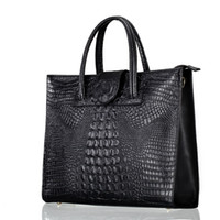 Мода Crocodile Pattern Женская сумка для рук 2020 Новая мода Trend Big Brand One-Bey Bag Кожаная сумка для женщин Оптовая упаковка