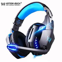 KOTION EACH PS4 Gaming Headset Deep bass Stereo Casque Wired...