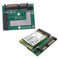Компьютерные кабели разъемы MSATA SSD до 2.5 '' SATA 6,0GPS адаптер преобразователь карты модуль карты Mini PCie