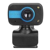 Веб-камеры -PC Веб-камера 720P USB Компьютерная камера с микрофонными видеокамерами1