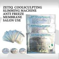 Enfriar la criolipólisis Anticongelante Anticongelante membrana Zeltiq Pads Precio / Crio lipólisis anticongelante de membrana para la grasa de congelación Máquinas