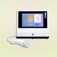 ستة وظائف سيد الجلد مصغرة المهنية تحليل الجلد آلة 3d محلل الجلد اختبار آلة النطاق للوجه
