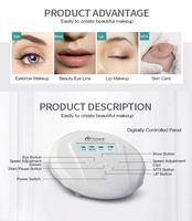 ماكياج الدائم آلة الوشم MTS نظام PMU Derma القلم Microneedle العين الحاجب الشفاه Artmex V6 DHL