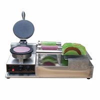 Kolice Commercial Taco Rollmaschine / Taco Maker / Taco Machine / No-Stick Waffelmaschine / Cucina Pro Tortilla Maker / Mehl Mais Taco-Maschine