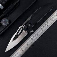 Eafengrow ZT 0999 складной нож ZT0999 D2 сталь + углеродное волокно CNC клинок карманный нож для кемпинга Охота на открытом воздухе ножи EDC