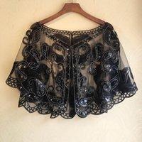 Verão Fina Handmade Crochet Lace malha Shrug Bolero Mulheres Bordados Cardigan Feminino capa curta Cachecóis Wraps