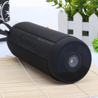 Оригинальный Bluetooth-динамик водонепроницаемый портативный открытый беспроводной мини-столбец коробка колонок поддержка TF-карты FM стерео Hi-Fi LJ200911