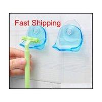 Бритвенная зубная щетка держатель для умывальника для ванной комнаты Инструменты для ванной комнаты присоски всасывающая чашка Крюк бритвы Bathroo Qylxrv Homes2011
