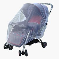 Baby Stroller Pushchair Mosquito Insect Shield Net Safe Infants Protection Mesh Stroller Accessories Mosquito Net 2020