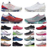 vapormax flyknit vaporfly vapors vapor max fly knit 3.0 3.0 donne di arrivo scarpe da uomo Triple nero bianco rosso rosa formatori Sport designer Sneakers Scarpe da corsa 36-45