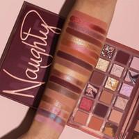 Makyaj Güzellik Yaramaz Çıplak Göz Farı Paleti Pırıltılı Mat Çıplak 18 Renk Göz Farı Paleti Sıcak Kozmetik