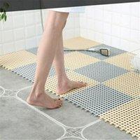 Acessórios para banheiro casa casa de banho antiderrapante tapete tapete chuveiro splicable chuveiro esteira hogar banho banho1