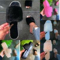 Drom Hongteya Baby Moccasins дизайнер Летний мягкий здоровая из искусственного меха детские сандалии малышей высокого качества детские девочки обувь