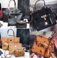 Sugao 편지 여성 핸드백 3 개 핸드백 숄더 가방에 대 한 높은 품질 세트 3color 아늑한 뜨거운 판매 가방 패션 스타일 totes