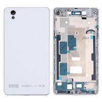 Pour OPPO A51 Batterie Couverture arrière avant Boîtier Plate Bezel Frame LCD