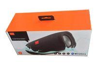 المتحدثون المحمولة سماعات لاسلكية أعلى E3 يمكن شحن الهاتف بلوتوث اللاسلكية سماعات HIFI مضخم الصوت البسيطة في الهواء الطلق مع صندوق البيع بالتجزئة