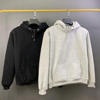 Мужские толстовки толстовки хип-хоп стиль напечатанные буквы осень зима повседневная пуловер капюшон спорт открытый пару толстовки 3 цвета