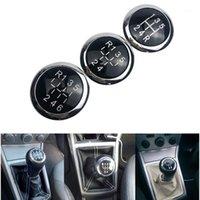Bouton à quart de vitesse 5/6 Vitesse Capuchon de badge Emblème Capuchon pour Vauxhall Astra III H Corsa D 2004-2010 Accessoires de coiffage1