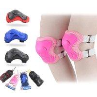 Cotovelo joelho almofadas crianças apoiam adolescentes pulso guarda protetora segurança engrenagem crianças coração cinesiologia cinta para esportes